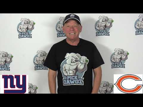 Chicago Bears vs New York Giants NFL Pick and Prediction 11/24/19 Week 12 NFL Betting Tips