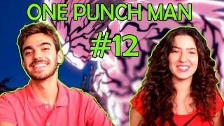 ONE PUNCH MAN #12 - SAITAMA VS BOROS #2