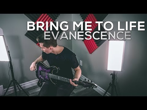 Bring Me To Life - Evanescence - Cole Rolland (Guitar Cover)