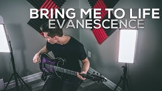 Bring Me To Life   Evanescence   Cole Rolland (guitar Cover)