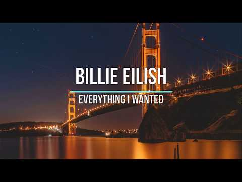 BILLIE EILISH - EVERYTHING I WANTED: ПЕРЕВОД (Text In English And Russian)