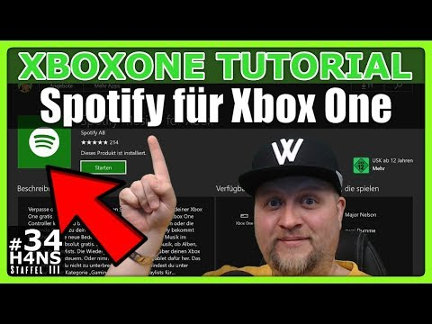 Spotify Music für Xbox One Tutorial #34 | Deutsch