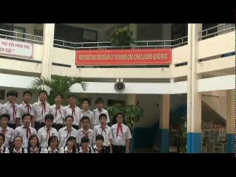 Hậu trường clip 88 - lớp 8/8 NH: 2009 - 2010 trường THCS Nguyễn Du, Q1