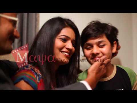 Dev Joshi And Mom