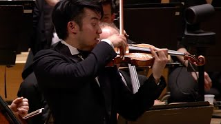 Ray Chen SIBELIUS Violin Concerto in D minor, Op. 47