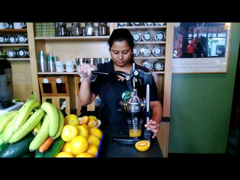 Juice Bar - Freshly Squeezed Juices - B-Natural Cafe