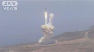 北朝鮮による弾道ミサイル発射が相次ぐなか、アメリカはICBM(大陸間弾...