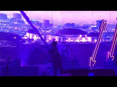 The Killers L.A. Song Live Los Angeles California 02/02/2018