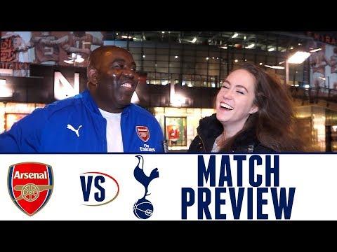 MATCH PREVIEW: Arsenal vs Spurs (ft. ArsenalFanTV) | PL 2017/18 | #SpursXY