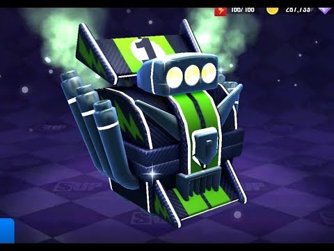 LEGENDARY CHEST OPENING - SUP Multiplayer Racing