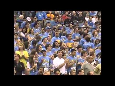 10 years of UCLA basketball:  a tribute to Coach Ben Howland