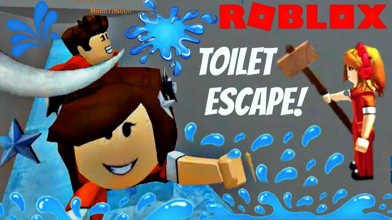 Lilly On Twitter Please Send Me Links To Your Roblox - Roblox Prison Life The Great Toilet Escape Lily Gia Play