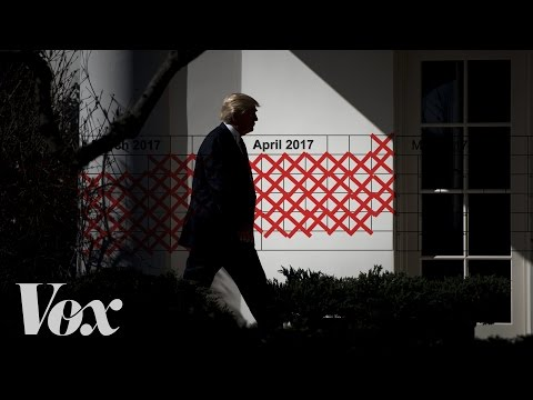 Ezra Klein: 100 days of Trump's flailing presidency