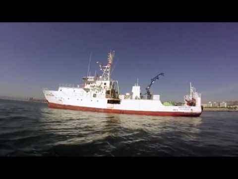 25 Años investigando el mar cumplió el buque Abate Molina del IFOP