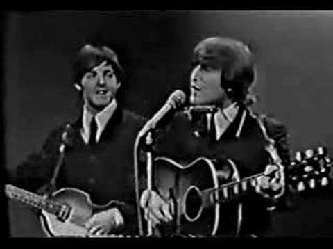 Beatles I'm a loser and Boys US TV  Shindig