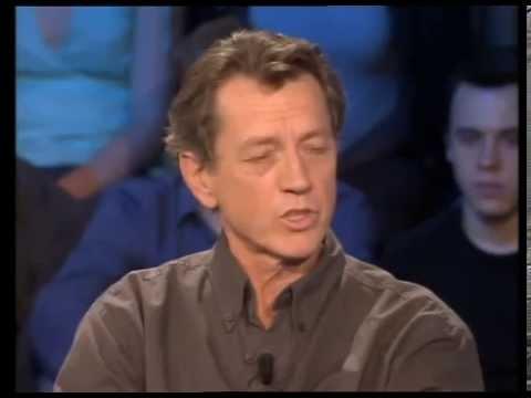 Bernard Giraudeau - On n'est pas couché 12 mai 2007 #ONPC
