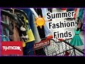 Come shop with me: TJMAXX SUMMER FASHION FINDS AND DEALS!