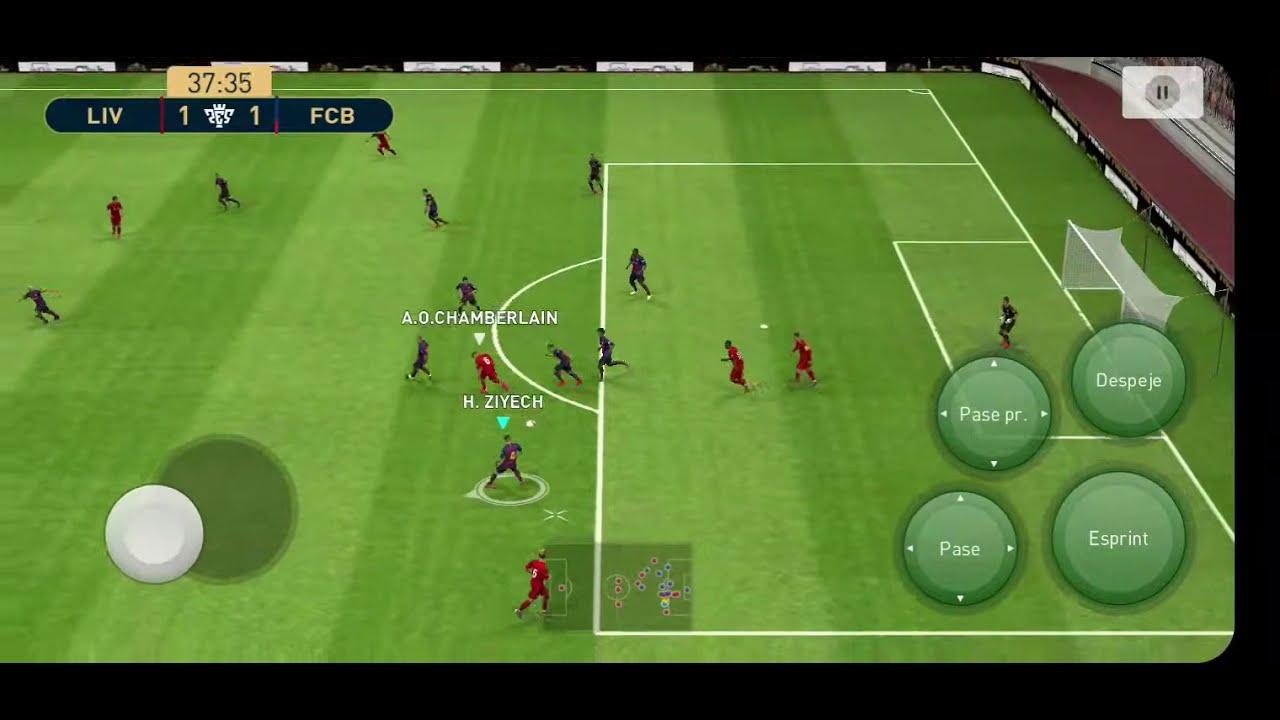 Online Match Challenge - PES MOBILE 2019