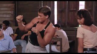 Танец Ван Дамма из фильма