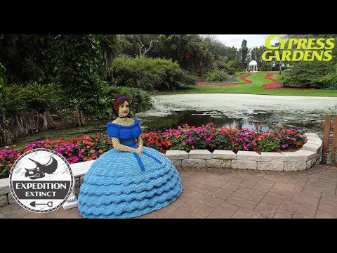 The Closed History Of Cypress Gardens - Florida's First Theme Park | Expedition Extinct