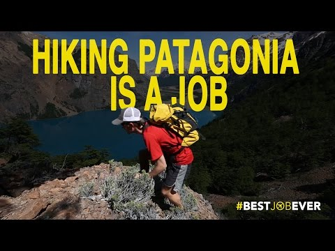 Mapping Patagonia | Best Job Ever