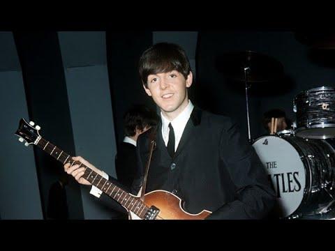 Paul McCartney - History of his Guitars \u0026 Basses
