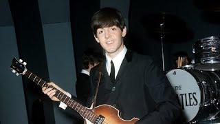 Paul McCartney - History of his Guitars & Basses