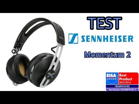 Sennheiser Momentum 2 Test casque audio FR