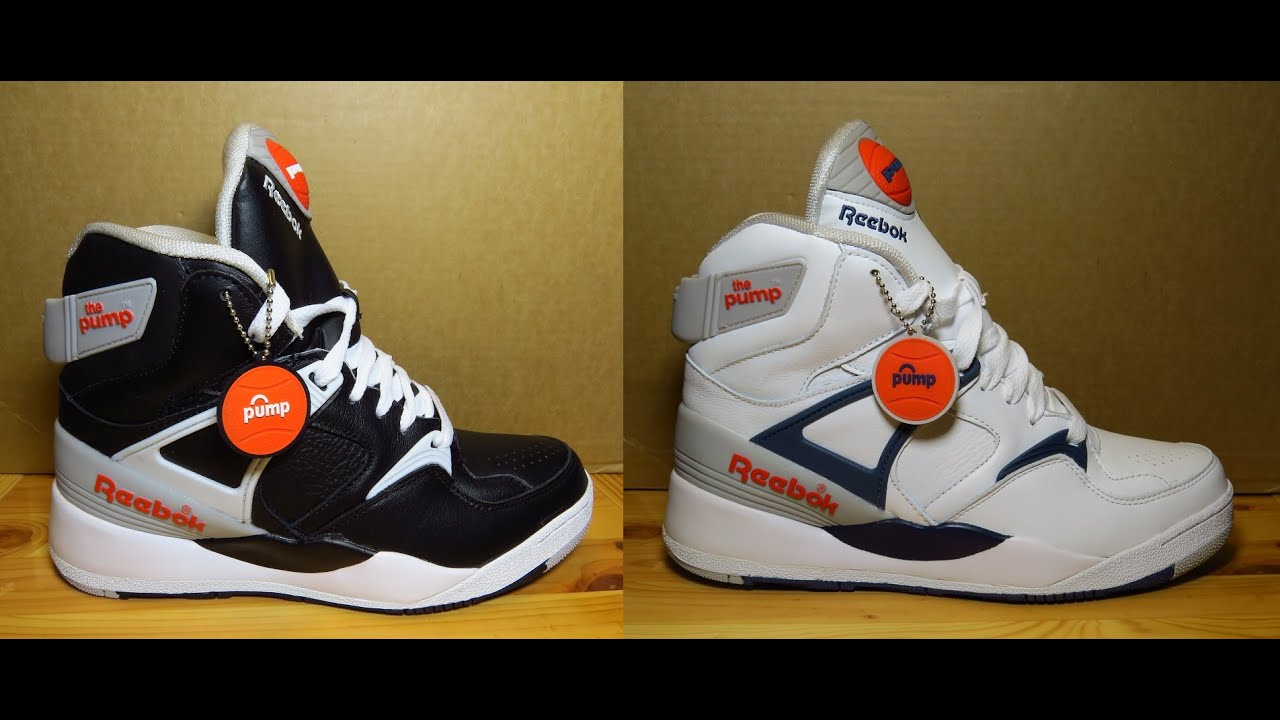 2014 25th Anniversary Reebok Pump - YouTube 4702b0e43b6f