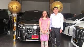 PHB AUTO  (King Of Alphard Vellfire)