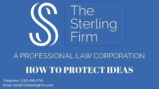 how to protect an idea