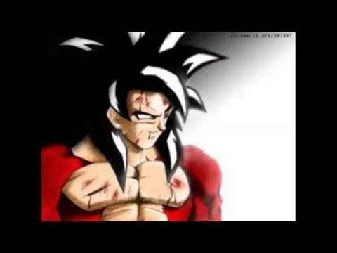 Todas las transformaciones de Goku 1-100