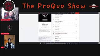 The ProQuo Show (with Special Guest Lino of The Floorlords)