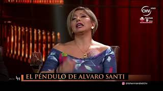 El péndulo de Álvaro Santi | La Hermandad |  21 de noviembre