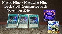 Yu-Gi-Oh! Mystic Mine / Mystische Mine Deck Profil November 2019 inkl. Replays / Deutsch/German