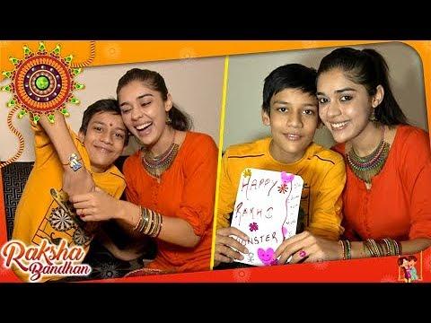 EISHA SINGH Makes Heart Cards For Her Brother To Celebrate Rakshabandhan | Ek Tha Raja Ek Thi Rani