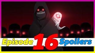 Boruto Episode 16 Spoilers Uchiha Shin Appears! Boruto Naruto Next Generations -ボルト-