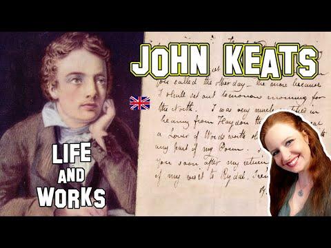 English Literature | John Keats: life and works