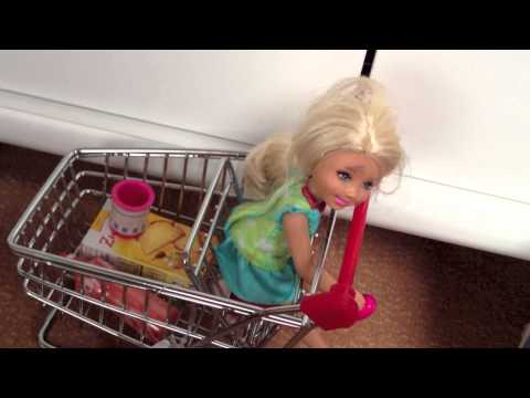 Grocery Shopping ~ A barbie film