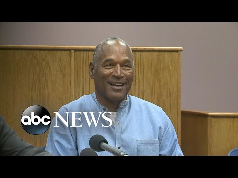 Unanimous vote to grant OJ Simpson parole