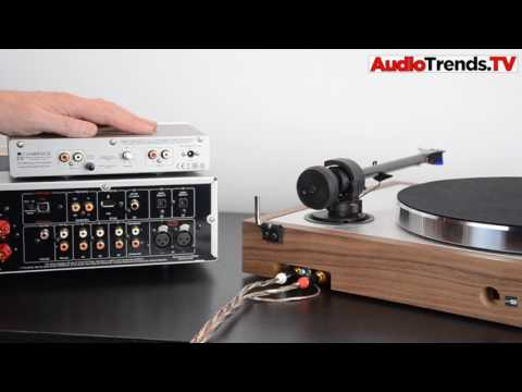 How To Connect a Pre amp to a Turntable?