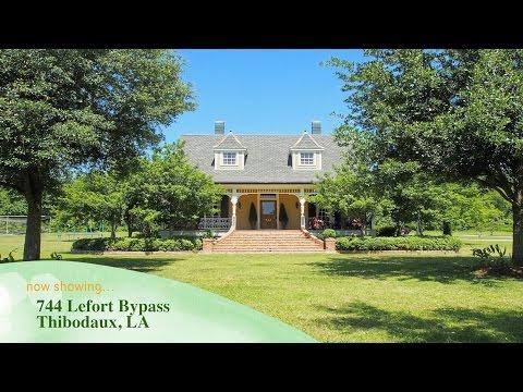Thibodaux LA - Homes For Sale - 744 Lefort Bypass - Meg Kearns