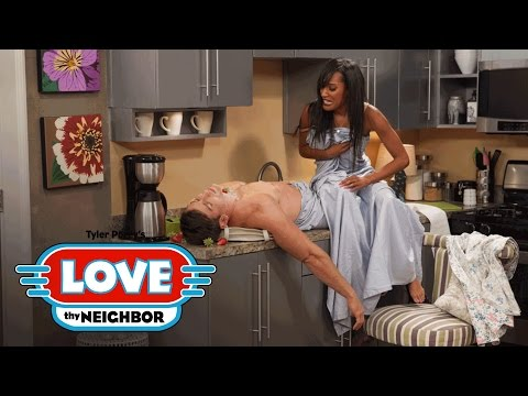 Sam and Drew's Wild Night | Tyler Perry's Love Thy Neighbor | Oprah Winfrey Network