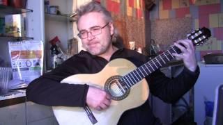 Луч солнца золотого или печаль по ускользающей гитаре