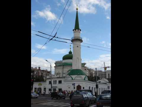 mosque... Ufa, Russia (Central Asia)