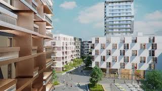 Grand Central Düsseldorf: Das neue Stadtquartier entsteht