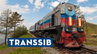 Zarengold - Lebenstraum Transsibirische Eisenbahn