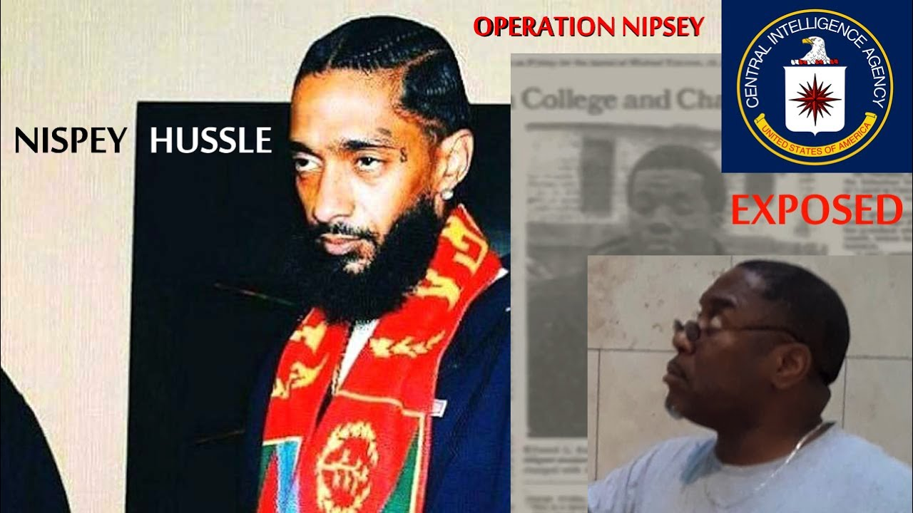 NIPSEY HUSSLE NEW PROOF INSIDE JOB EXPOSED BY PRIVATE INVESTIGATOR JIMMY POOLE