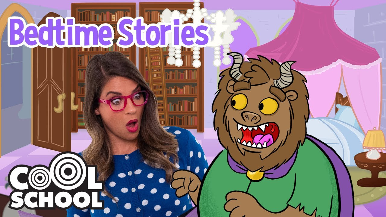 BEAUTY AND THE BEAST Part 3: The Beast Meets Belle's Brother! 👸🐻 Ms. Booksy Bedtime Stories