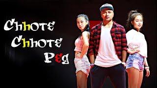 Chhote Chhote Peg | Yo Yo Honey Singh, Neha Kakkar, Navraj Hans | SK Choreography